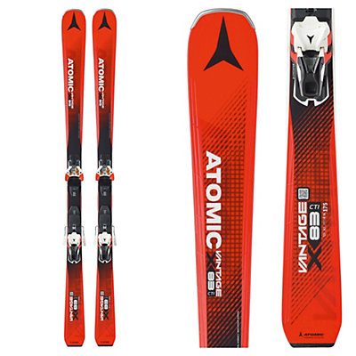 Atomic Vantage X 83CTI Skis with Warden 13 Bindings 2017, , viewer