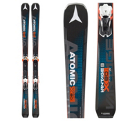 Atomic Vantage X 80 CTI Skis with Warden 13 Bindings 2017, , medium