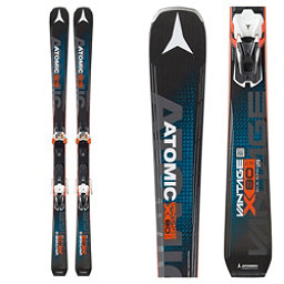 Atomic Vantage X 80 CTI Skis with Warden 13 Bindings 2017, , 256