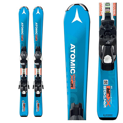 Atomic Vantage Jr. II Kids Skis with EZY 5 Bindings 2017, , viewer