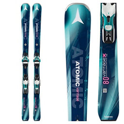 Atomic Vantage X 80 CTI Womens Skis with Warden 11 Bindings 2018, , 256