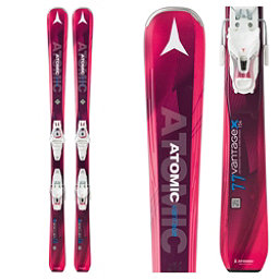 Atomic Vantage X 77 CTI Womens Skis with Lithium 10 Bindings 2017, , 256