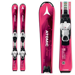 Atomic Vantage Girl II Kids Skis with EZY 5 Bindings 2018, , 256