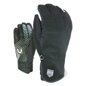 Level Suburban Gloves, Black, medium