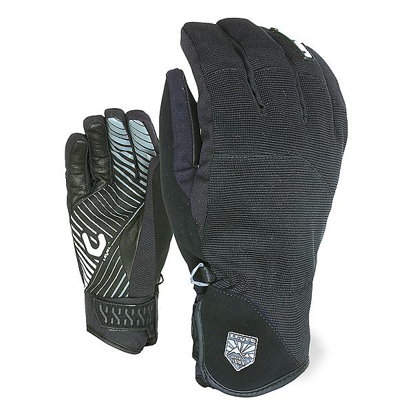 Level Suburban Gloves, Black, 600