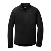 Outdoor Research Ferrosi Windshirt - Mens, Black, medium