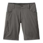Outdoor Research Ferrosi 10in Mens Shorts, Pewter, medium