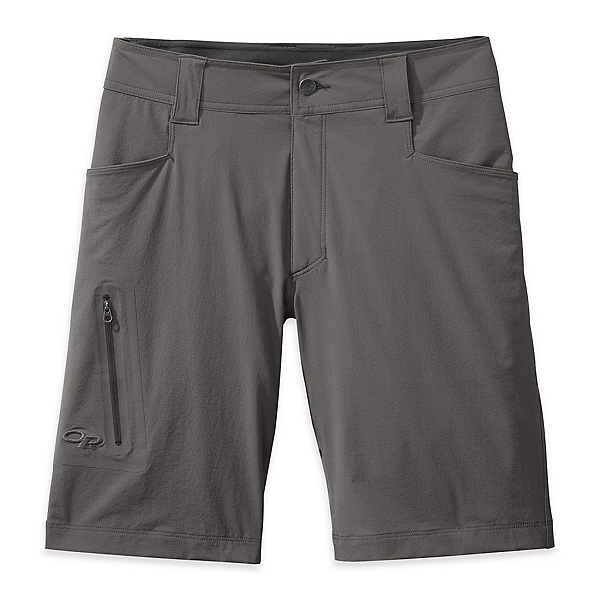 Outdoor Research Ferrosi 10in Mens Shorts, Pewter, 600