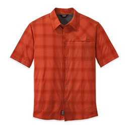 Outdoor Research Astroman Mens Shirt, Diablo-Hot Sauce, 256