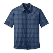 Outdoor Research Astroman Mens Shirt, Dusk-Night, medium