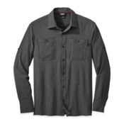 Outdoor Research Wayward Sentinel Mens Shirt, Charcoal, medium