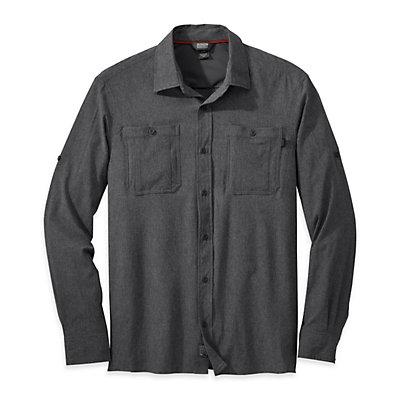 Outdoor Research Wayward Sentinel Mens Shirt, Dusk, viewer