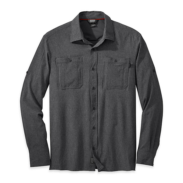 Outdoor Research Wayward Sentinel Mens Shirt, Charcoal, 600