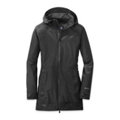 Outdoor Research Helium Traveler Womens Jacket, Black, medium