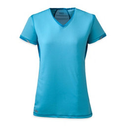 Outdoor Research Octane Womens T-Shirt, Rio-Hydro, 256