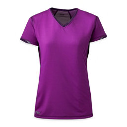 Outdoor Research Octane Womens T-Shirt, Ultraviolet, 256