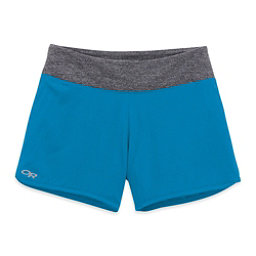 Outdoor Research Delirium Womens Shorts, Hydro-Pewter, 256