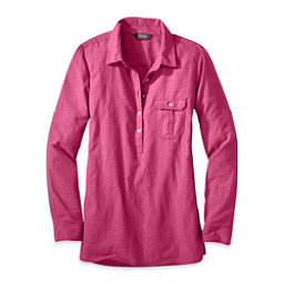 Outdoor Research Coralie Long Sleeve Womens Shirt, Sangria, 256