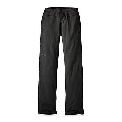 Outdoor Research Zendo Womens Pants, Pewter, viewer