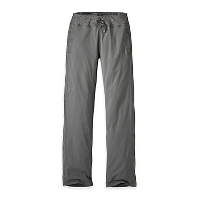 Outdoor Research Zendo Womens Pant, Pewter, viewer