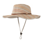 Outdoor Research Maldives Womens Hat, Khaki, medium