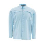Simms Ebbtide LS Mens Shirt, Mist, medium