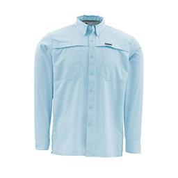 Simms Ebbtide LS Mens Shirt, Mist, 256
