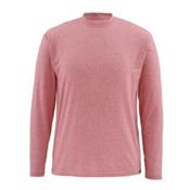 Simms Bugstopper Tech LS Mens Shirt, Brick, medium