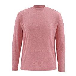 Simms Bugstopper Tech LS Mens Shirt, Brick, 256