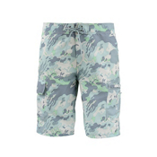 Simms Surf Print Mens Short, , medium