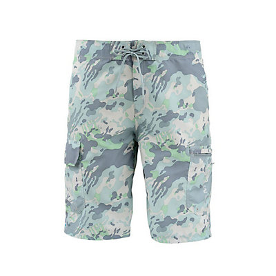 Simms Surf Print Mens Shorts, , viewer