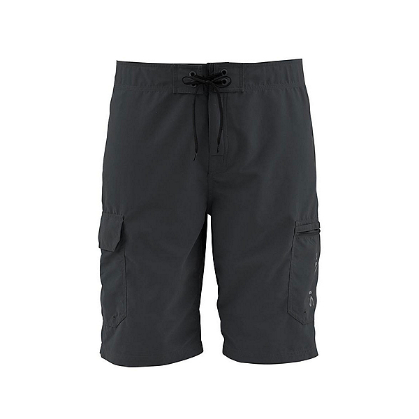 Simms Surf Solid Mens Hybrid Shorts, , 600