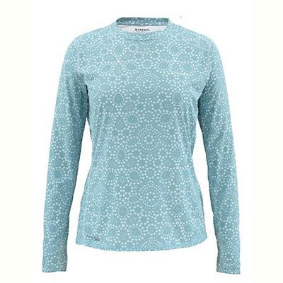 Simms Solarflex LS Crew Womens Shirt, , viewer