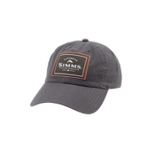 Simms Single Haul Hat, Gunmetal, medium