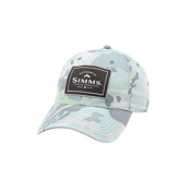 Simms Single Haul Hat, Flow Camo, medium