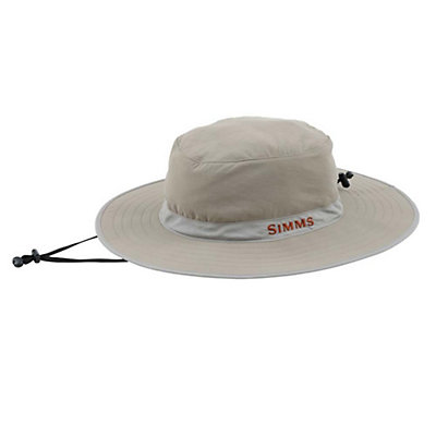 Simms Solar Sombrero Hat, Tumbleweed, viewer