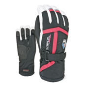 Level Heli Kids Gloves, Fucsia, medium