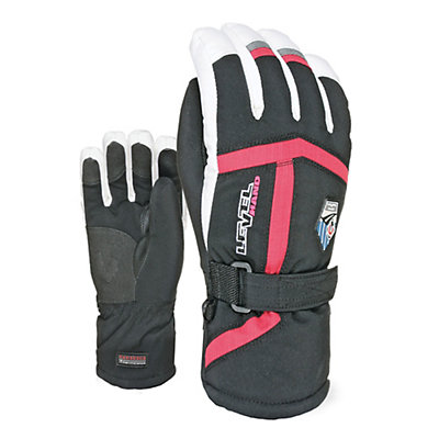 Level Heli Kids Gloves, Fucsia, viewer