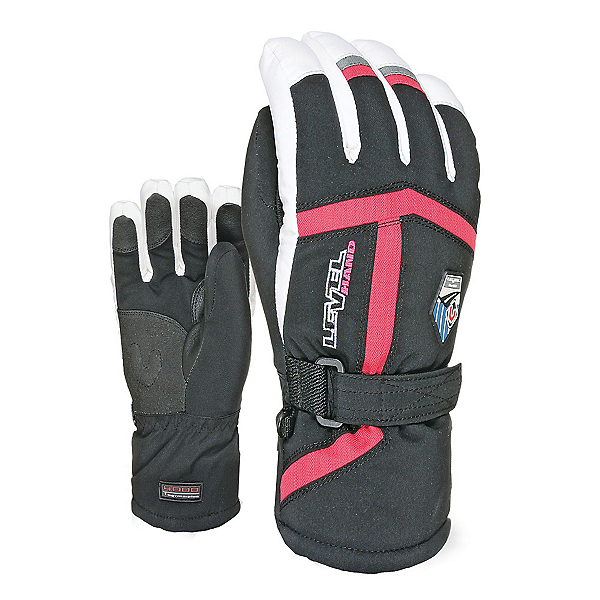 Level Heli Kids Gloves, Fucsia, 600