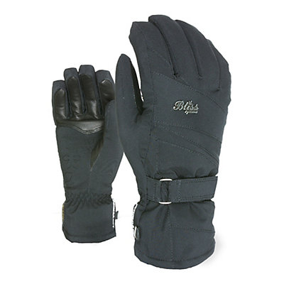 Level Bliss Venus Womens Gloves, Black, viewer