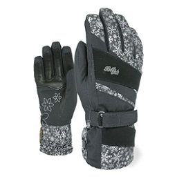 Level Bliss Venus Womens Gloves, Pk Black, 256