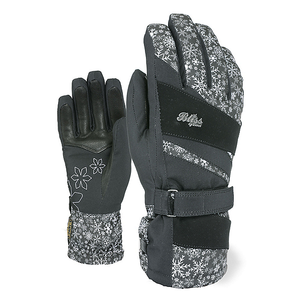 Level Bliss Venus Womens Gloves, Pk Black, 600