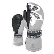 Level Bliss Oasis Womens Mittens, Logos, medium