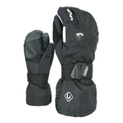 Level Fly Trigger Gloves, Black, medium