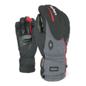 Level Alpine Gloves, Red, medium