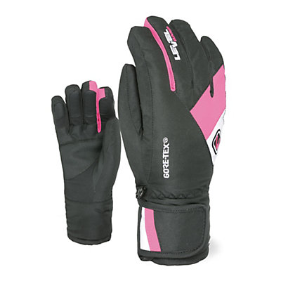 Level Force Kids Gloves, Fucsia, viewer