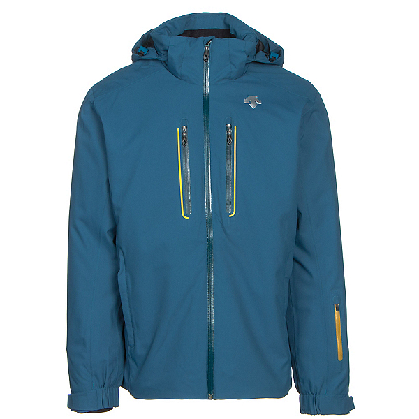 Descente Vertex Mens Insulated Ski Jacket, , 600