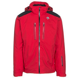 Descente Vertex Mens Insulated Ski Jacket, Electric Red, 256