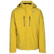 Descente Glade Mens Insulated Ski Jacket, Lichen Green, medium