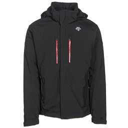 Descente Glade Mens Insulated Ski Jacket, Black, 256